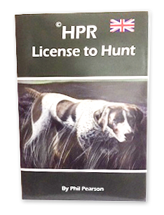 Licence to Hunt dust cover