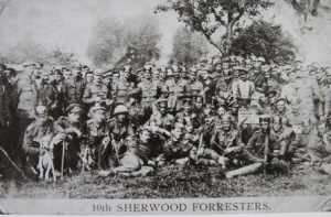 10th Sherwood Forresters2